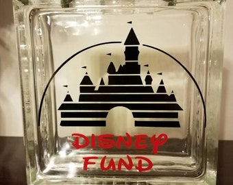 Disney fund block bank - can be customized!!