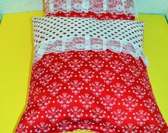 doll bedding, pram, bedlinen