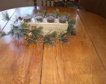 Beetle Kill wood candle sugar mold