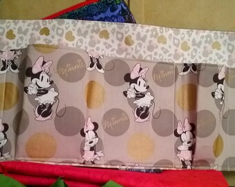 Minnie Mouse Purse Organizer or any fabric