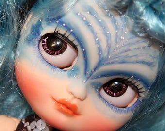 RESERVED blythe doll