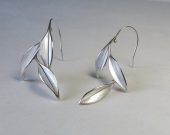 Nature-Dancing In The Wind/ earrings#3