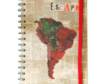 Travel book Escape