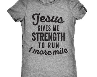 Jesus Gives Me Strength