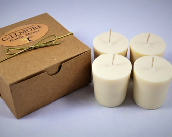 Oxford Soy Votive Candles (Set of 4)