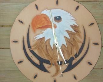 clock leather repel EAGLE