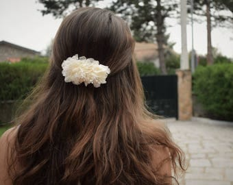 Peineta preserved flowers | Floral hair comb