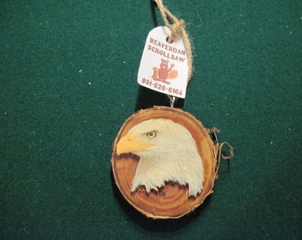 Woodbadge Eagle