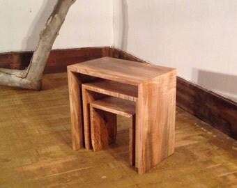 Nesting Tables Etsy