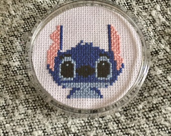 deviantART: More Like Kero-chan Cross stitch by *Awenmir | Perler ...