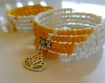 Lotus Blossom Wrap Stack