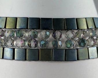 Everyday Bracelet, Summer Jewelry, Wedding Jewelry, Date Night Jewelry, Bridesmaid Jewelry, Victorian Bracelet, Romantic, Fairytale Bracelet