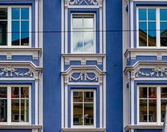 Innsbruck Photography, Colour, Austria Photography, Wall Art, Landscape, Fine Art Photography, Photographic Print, Innsbruck Photo, Austria