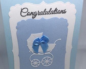Congratulations boy/girl card