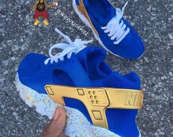 Gold Strap Custom Huaraches