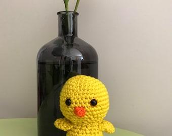 Handmade crochet Easter Chick