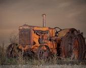 1930 Case Model L Tractor, Farm Art, Tractor Art, Case Tractor, Old Tractor, Tractor Photo, Abandoned Farm, Farm Photography