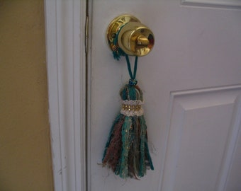 Door Knob Tassel Curtain Tassel  Home Decor Tassel Ornament Accent Collection #1