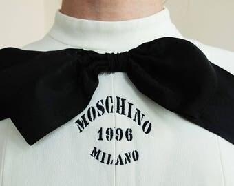 Vintage Moschino Mannequin Dress Circa 1996 Size S
