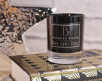Standard Size - Hand Poured - Highly Scented Luxury Candle