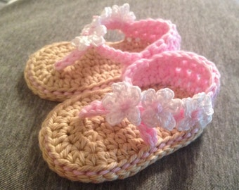 Carefree Baby Sandals