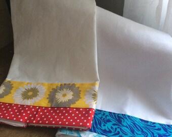 Hand Sewn Tea Towel