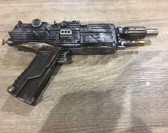steampunk blaster (with sound)