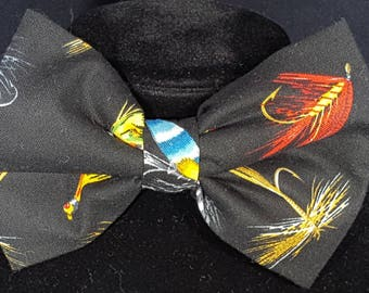 Fly Fishing Lures Bow Tie