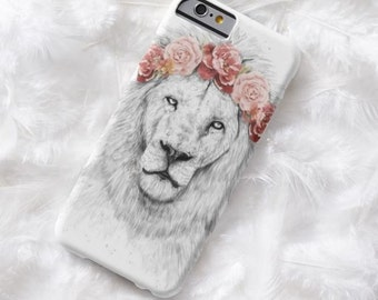 Lion iphone 6 6S 5 5S IPHONE 7 7 plus iphone 5SE 4s 5 5C 5s  6 6s 6plus samsung s4 s5 s6 s7 s6 edge s7 edge  samsung s6  samsung s7 s5