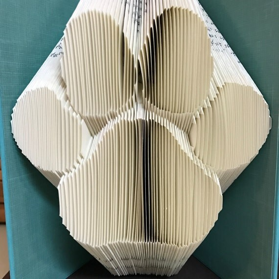 Dog Paw Print Book Folding Pattern How To Fold A Paw