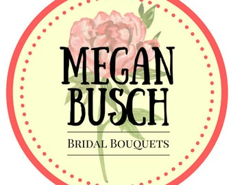 Custom Premium Bridal Bouquet Down Payment