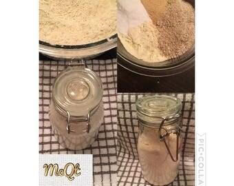 Milk bath - oatmeal bath - honey bath - bath soak - oatmeal milk and honey bath soak - buttermilk bath soak - buttermilk milk bath