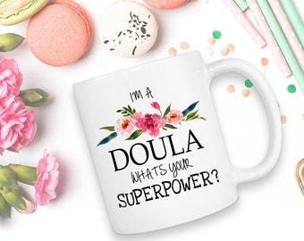 Doula - Doula Mug - Midwife Gift - Doula Gift - Gift For Midwife - Mug - Gift For Doula - Midwife - Funny Midwife Mug - Labor Delivery Nurse