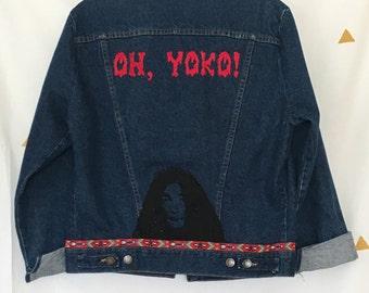 Oh Yoko Denim Jacket