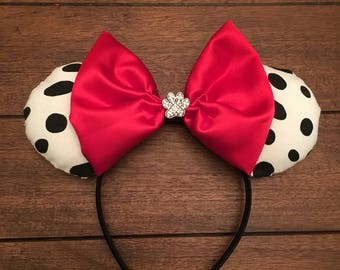 101 Dalmatian Ears