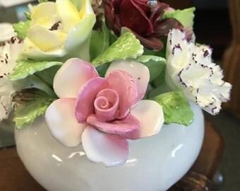 Royal Doulton Bowl of Flowers