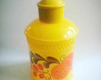 Vintage 1970s Avon Perfume Bottle