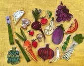 Eat Your Veggies- Mosaic ...