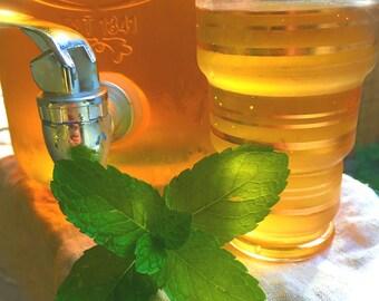 MINTEA~ refreshing cold brew organic iced tea blend