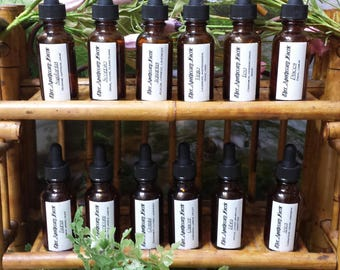 Natural Oil Blends According to Zodiac Signs. 12 Different Blends! Pick one 1 oz bottle
