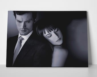 Fifty Shades of Grey Limited Edition 24x36 Poster | Fifty Shades of Grey Canvas