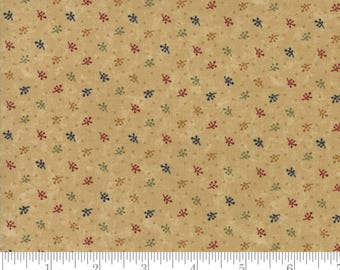 Gooseberry Lane - Floral Twigs Triangles by Kansas Troubles/ Moda Fabrics -Sold by the Yard