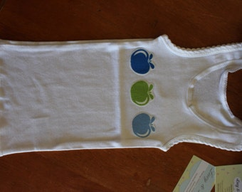 Apple A Day Singlet