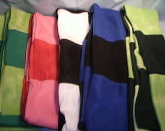 Plush Scarves