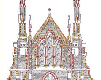 Two Tower Tabernacle