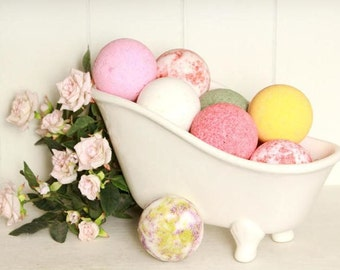 Sale! Bath Bombs, healthy/healthy, to your own liking! pick your color! (bruisbal, shea, color, gift, gift, healthy oils)