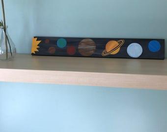 Solar System Sign