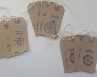 12 Travel-Themed Gift Tags