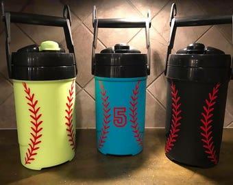 Baseball or Softball Water Jug