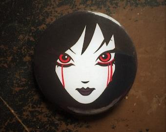 GLOOM 45mm badge